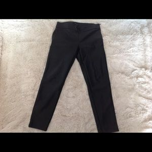 Ann Taylor Imitation Leather Leggings